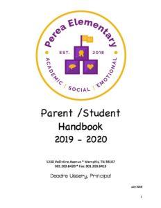 PES-Parent-Handbook-SY1920v1